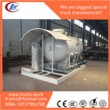 China Supplier High Pressure 2mt 5000liters Mobile LPG Loading Station