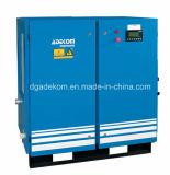 Compresseur d'air rotatoire lubrifié électrique de vis de basse pression (KC37L-4)