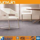 Azulejo de suelo cómodo del PVC de la alfombra de Eco