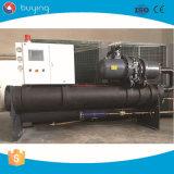 Harder van de Schroef van de Compressor van de hoge Efficiency de Enige/Dubbele Industriële Water Gekoelde