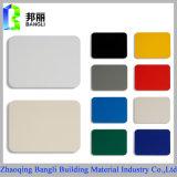Painéis decorativos de painéis de painéis de painel de parede PVDF PE Coated Panel