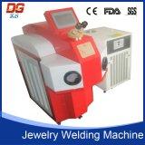 100W中国の最もよい外部宝石類のレーザ溶接機械スポット溶接