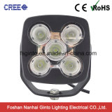 Hohe Leistung 10W * 5PCS CREE LED Arbeits-Licht 5inch
