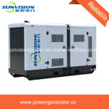 Generatore silenzioso eccellente 75kVA guidato da Cummins (SVC-G75)