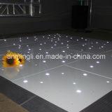 Luz Dance Floor de la estrella del LED/suelo de la boda/centelleo Dance Floor