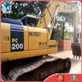 Escavatore di KOMATSU utilizzato Japan_Produce PC200-7 Hydraulic_Crawler di buona condizione da vendere