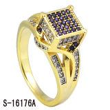 Nieuwe Juwelen 925 van de Manier van het Ontwerp Echte Zilveren Ring