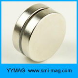 N52 Schijf de van uitstekende kwaliteit van de Magneet van het Neodymium van NdFeB en Ronde Magneten