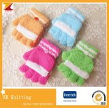 De kleurrijke Handschoenen van de Douane van de Winter Acryl Magische voor Jonge geitjes