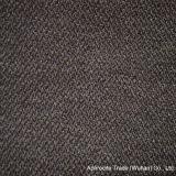 Gesponnenes Leinen schaut Polyester-Sofa-Polsterung-Gewebe