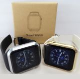 Gd19 el reloj elegante Bluetooth androide conecta calidad elegante del reloj del teléfono de la tarjeta del soporte SIM del reloj mejor que U8 Gt08 Dz09