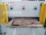 Máquina cortando hidráulica da mini precisão