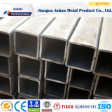 AISI Weld Rectangle Pipe carrée 304/316 / 310S Tube en acier inoxydable