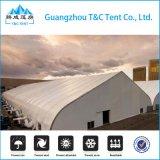 Grande barraca de alumínio TFS Curve para exposição, barraca de curvas de concerto, barraca com telhado curvo para eventos