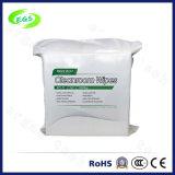 9 Polyestercleanroom-Wischer des Zoll-1009sle für Reinigungs-empfindliche Oberfläche