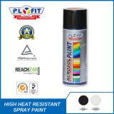 Automotriz calor de alta temperatura resistente a la pintura de aerosol de aerosol