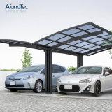 Het waterdichte Blad van het Polycarbonaat Carport van het Aluminium Enige