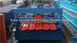 Roulis de panneau de toit formant la machine