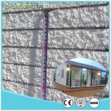 Painel da parede e do telhado de sanduíche do EPS com a chapa de aço da cor e isolação da espuma na venda