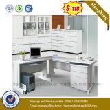 Het melamine Gelamineerde Bureau van de Manager van het Kantoormeubilair (NS-ND004)