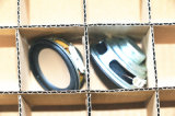 52 millimetri 8ohm 2W gomma-Edge Mini Speaker con RoHS