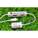 Оптовый многофункциональный кабель переходники заряжателя автомобиля USB 4 портов 3.1A для Smartphone