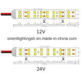 UL LEIDENE 3528) 60LEDs dubbele van de Lijn SMD1210 (Strook