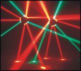 LEIDENE van de Hoofden van de nacht 4in1 Spin die het HoofdLicht van de Straal bewegen (pictogram-M082)