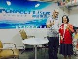 De houten AcrylMDF Plastic Laser die van Co2 de Prijs van de Scherpe Machine graveren
