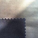 北極の羊毛が付いているポリエステルスパンデックスの繭紬は結んだ