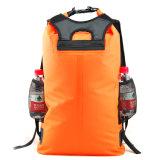 O projeto novo 25L Waterproof o saco seco da trouxa do saco com bolso