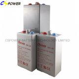 Batterie tubulaire 2V 2500ah Cspower de gel de la grande capacité 2V Opzv