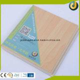 Revestimento de madeira estratificado do PVC da telha do vinil