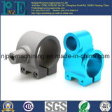 Peça C36000 de bronze de giro do CNC da elevada precisão