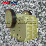 Fabricante chinês do triturador de pedra de triturador de maxila, rocha que esmaga a máquina