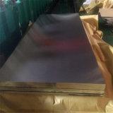 Platte des Aluminium-6061 für Vorstand des Bahnwagens