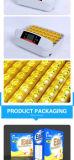 La incubadora de los huevos del más nuevo modelo 32 de Hhd para la venta con Ce ligero del probador de huevo del LED aprobó
