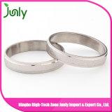 Preços do anel de noivado dos homens do anel de casamento de prata da forma