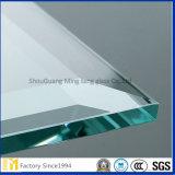 2mm-12mm 명확한 부유물 장식적인 유리, 명확한 유리, SGS 증명서를 가진 판유리