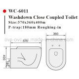 Carte de travail en céramique de toilette de coup de mur pour la toilette neuve