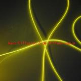 Câble fibre optique 14strand 0.75mm de lumière latérale de PMMA