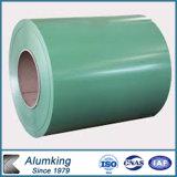 Farbe beschichteter Aluminiumring mit PVDF Beschichtung für Gebäude-Umhüllung