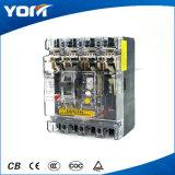 Interruptor de circuito ce DC 250V de energía de Sun MCCB