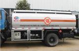 Dongfeng 14000L 15000Lの燃料のタンク車は10トンから15トントラックに燃料を補給する