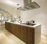 Ritz 가정 부엌 가구 현대 높은 광택 UV 부엌 찬장