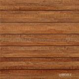 Papel de madeira reto do revestimento de tiras da grão