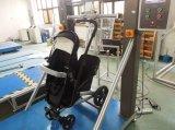 Instrument électronique de test de résistance de traitement de poussette de bébé