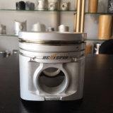 pistón de la galería de petróleo de Alfin del motor de 6D16t Me300199 Turbo