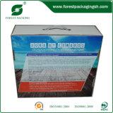 Коробка цвета вентиляторного двигателя бумажная упаковывая