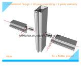 Économie d'énergie et mur rideau de Semi-Invisble de protection d'Envrimental